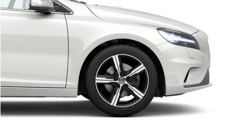 "V40 ""Ixion III"" 7 x 17"" wheel & tyre x4 package"